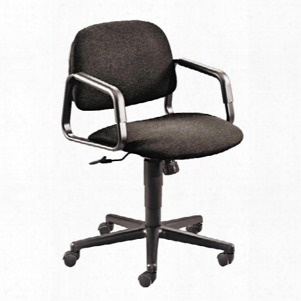 Mid Back Swivel Chair By Hon