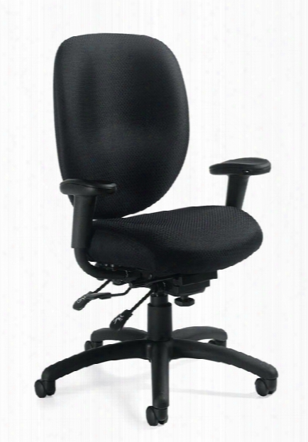 Multi Function Chair With Arms By Offices To Go