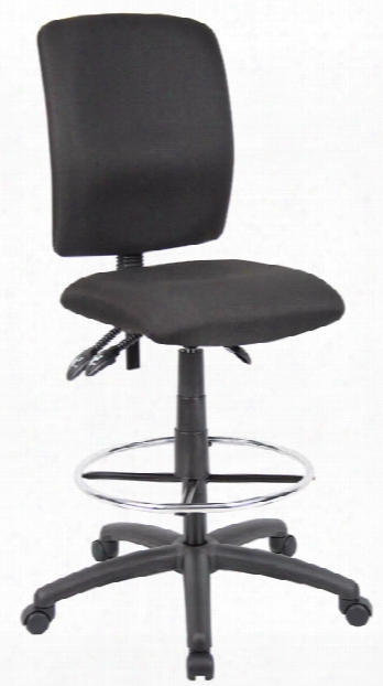 Multi Function Drafting Stool By Boss Office Chairs