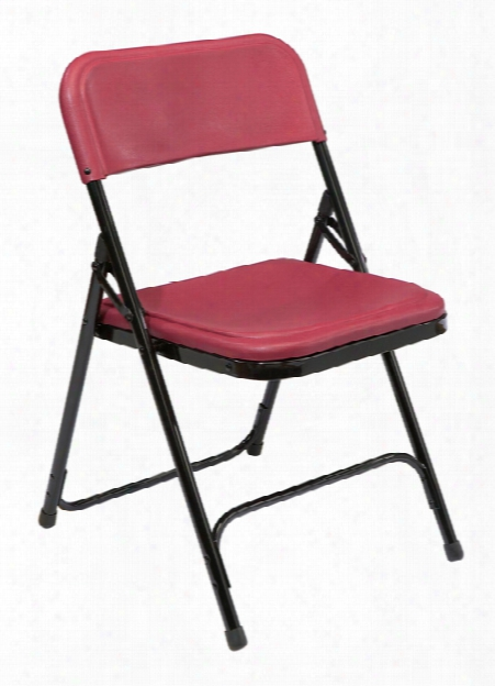 Premium Lightweight Folding Chair By National Public Seating