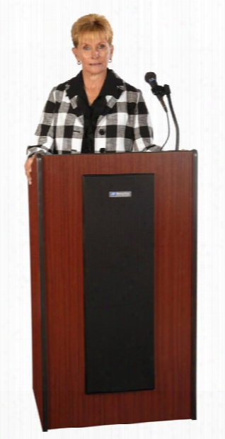 Presidential Plus  Lectern By Amplivox