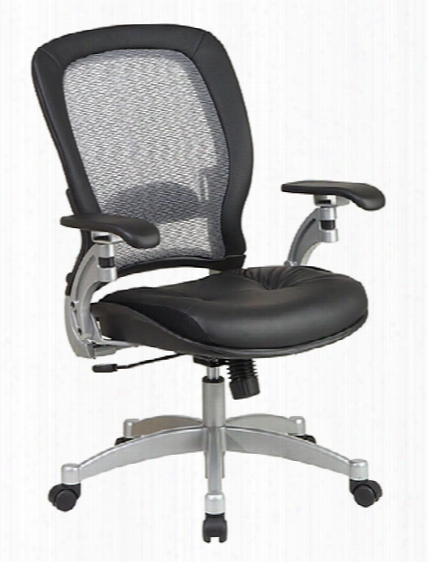 Professional Air Grid Back Chair By Office Star