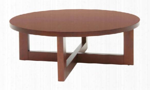 Round Chloe Coffee Table By Regency Furniture
