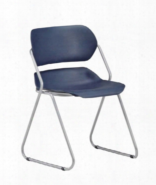 Sled Base Stack Chair By Ofm