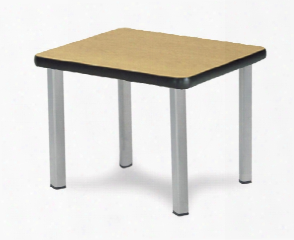 Square End Table By Ofm