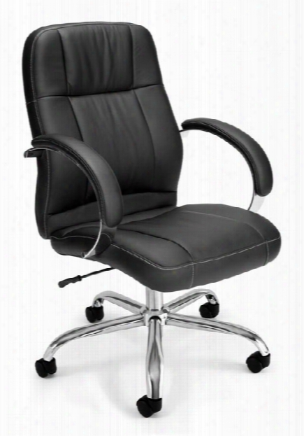 Stimulus Mid Back Chair By Ofm