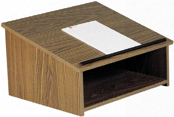 Table Top Lectern By Oklahoma Sound