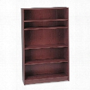 "60"" Square Edge Bookcase by HON"