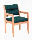 Single Standard Leg Chair by Wooden Mallet