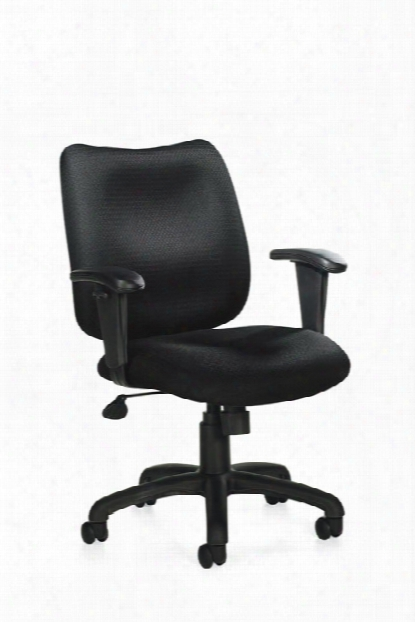 Tilter Chair With Adjustable Arms By Offices To Go