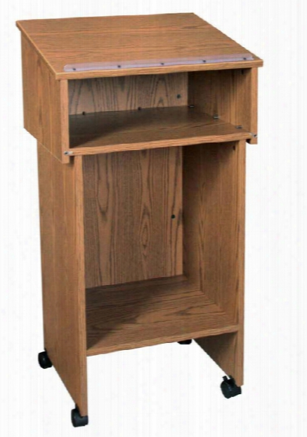 Two Secton Lectern By Ironwood
