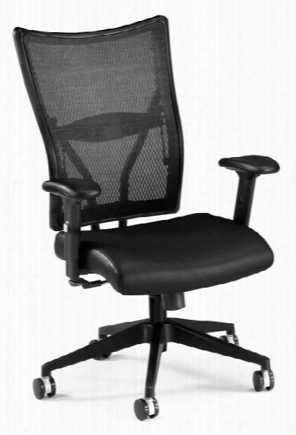 Ultimate Leather Executive Chair By Ofm