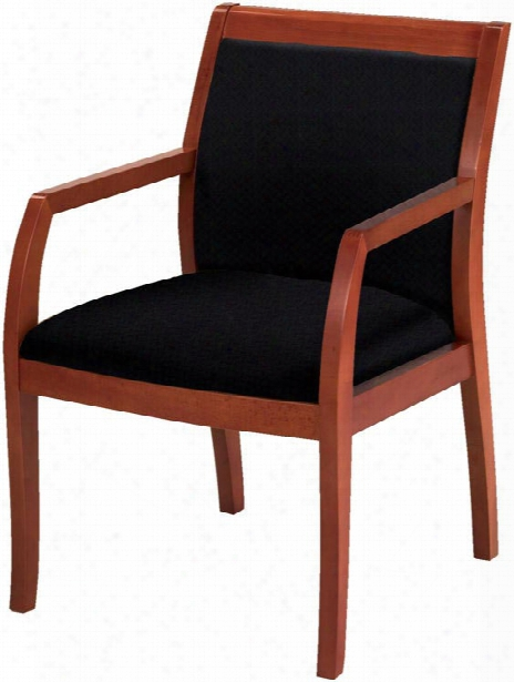 Upholstered Guest Chair By Kfi Seating