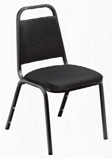 Vinyl Padded Banquet Stack Chair By National Public Seating