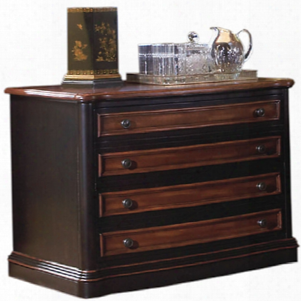Wood 2 Drawer Lateral File By Coaster Furniture