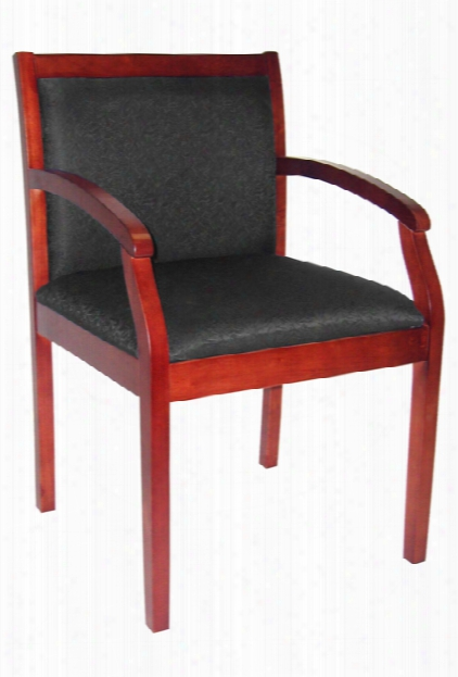 Wood Side Seat Of Justice By Regency Furniture