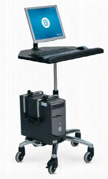 Workstation On Wheels By Esi Ergonomic Solutions