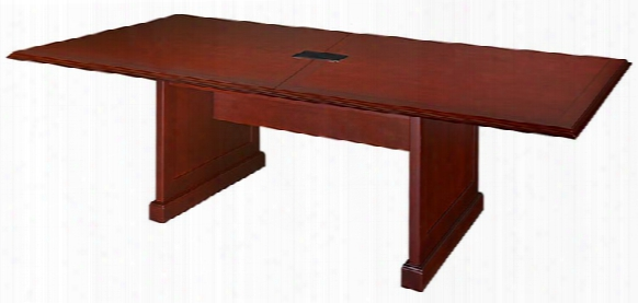 10' Traditional Conference Table By Rule Furniture