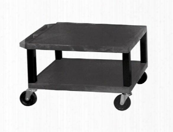 "16"" Black Tuffy Cart By H Wilson"