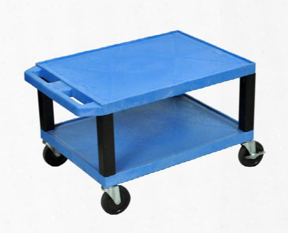 "16"" Colored Tuffy Cart By H Wilson"