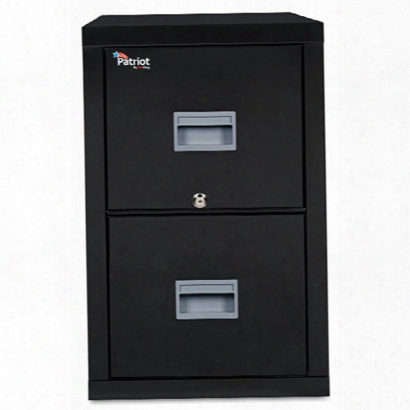 2 Drawer Legal Size Fireproof File By Fireking