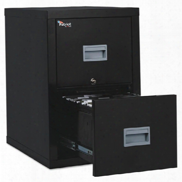 2 Drawer Letter And Legal Size Fireproof File By Fireking