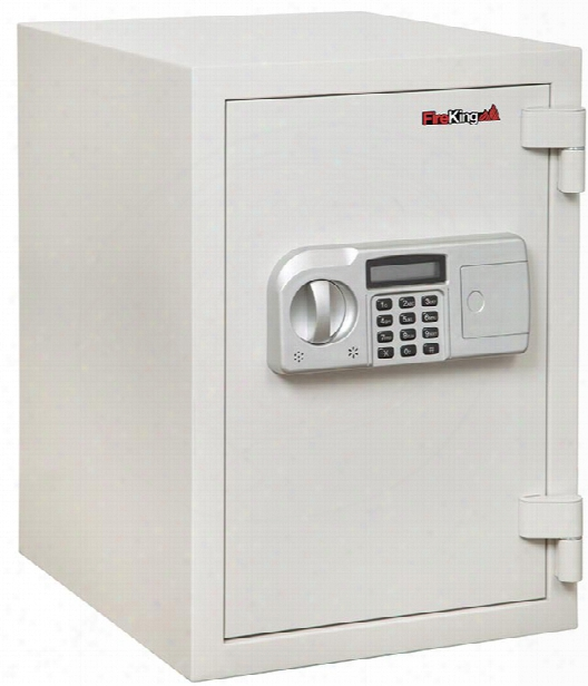 "20"" High One Hour Rated Fire And Water Resistant Safe By Fireking"