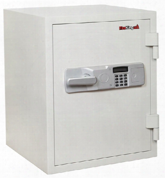 """24"""" High Two Hour Rated Fire And Water Resistant Safe By Fireking"""