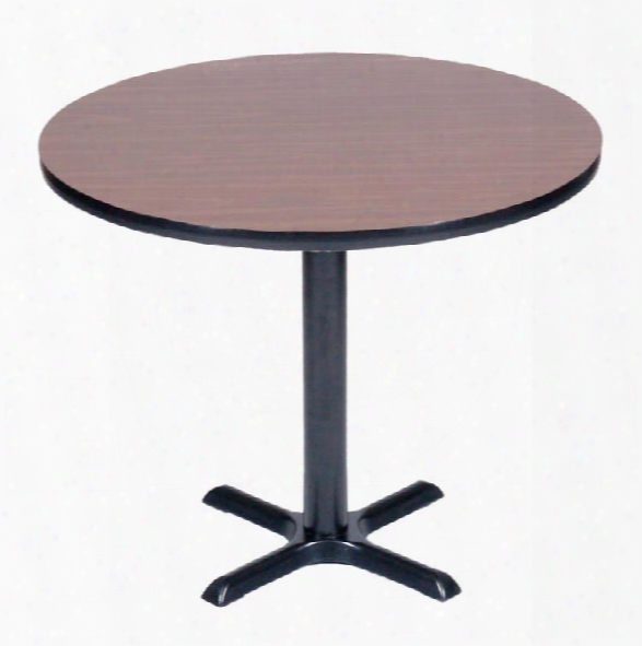 """24"""" Round Cafe And Breakroom Table By Correll"""