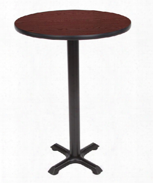 "24"" Round Cafe Height Table By Ofm"