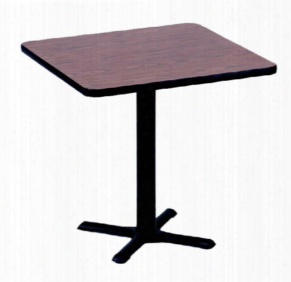"24"" Square Cafe And Breakroom Table By Correll"