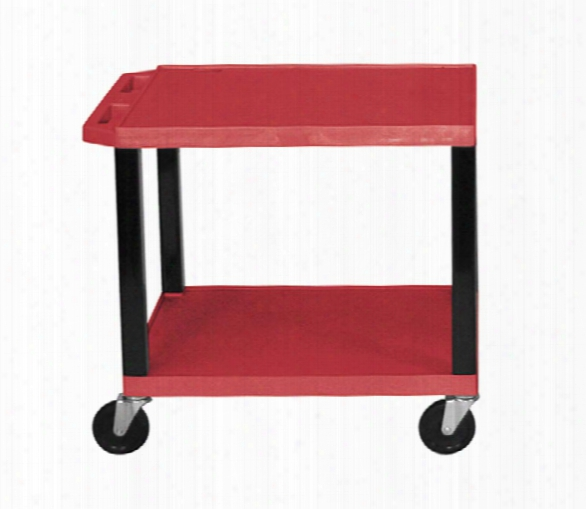 "26"" Colored Tuffy Cart By H Wilson"