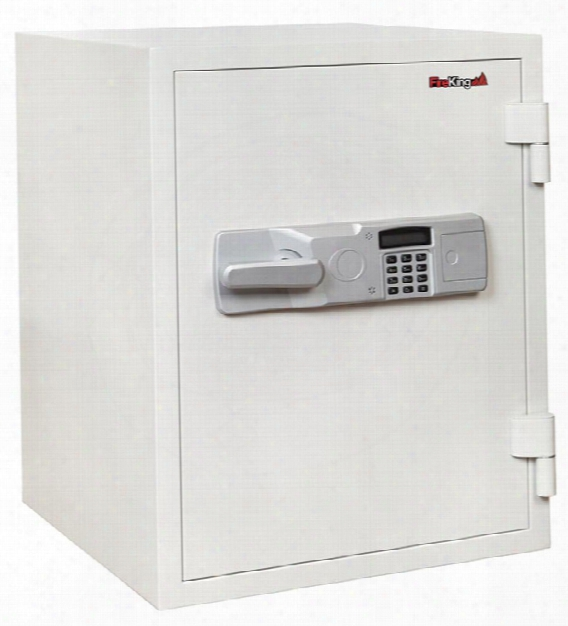 """27"""" High Two Hour Rated Fire And Water Resistant Safe By Fireking"""