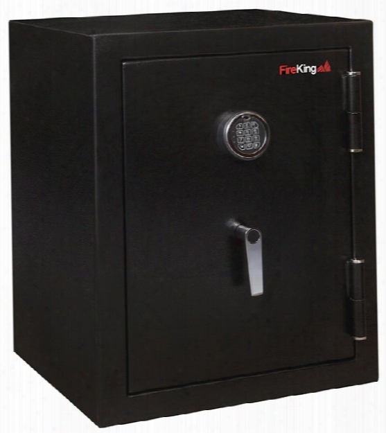 "28"" High Half Hour Rated Fire And Water Resistant Safe By Fireking"