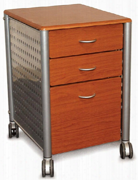 3 Drawer Mobile File By Innovex Home