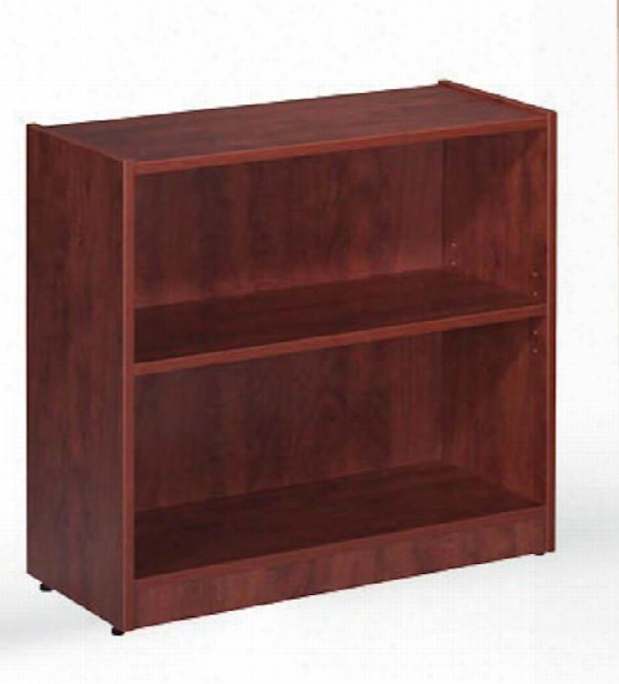 "30"" High Bookcase By Office Source"