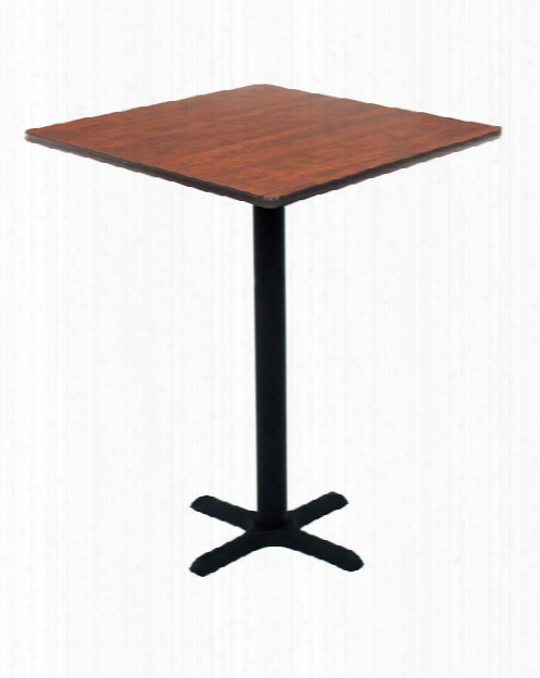 """30"""" Square Cafe Height Table By Regency Furniture"""