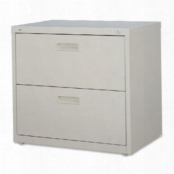 "30""w 2 Drawer Lateral File By Lorell"
