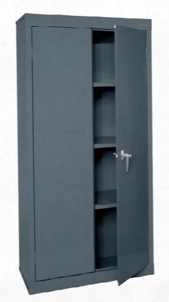 """30""""w X 18""""d X72""""h Storage Cabinet By Sandusky Lee"""