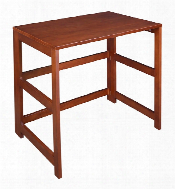 "31"" Flip Flop Folding Desk By Regency Furniture"