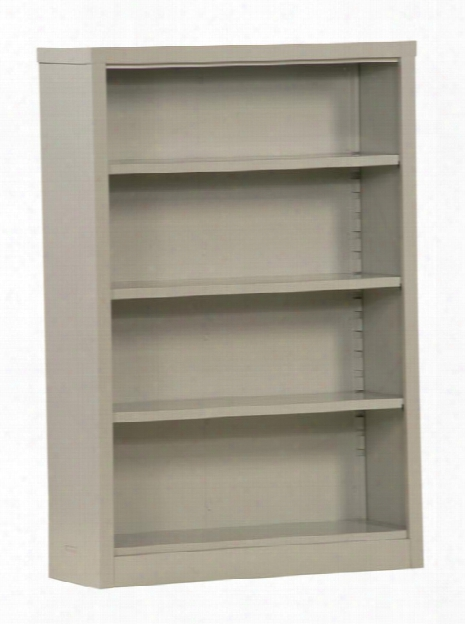 "35""w X 13""d X 52""h Snap It Bookcase By Sandusky Lee"