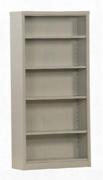 "35""w X 13""d X 72""h Snap It Bookcase By Sandusky Lee"