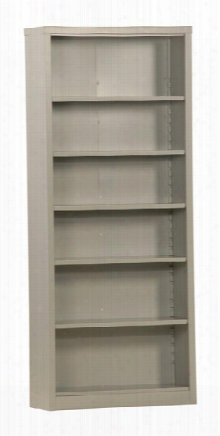 "35""w X 13""d X 84""h Snap It Bookcase By Sandusky Lee"
