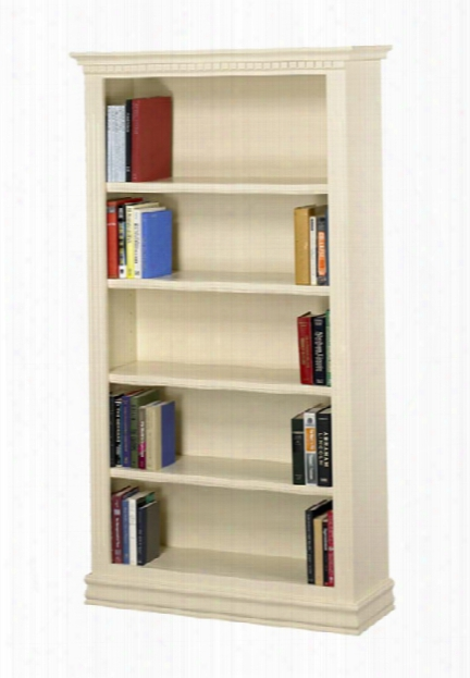 "36"" Solid Oak Hampton Bookcase By A & E Wood Designs"