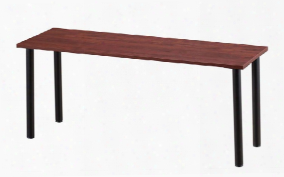 """36"""" X 24"""" Training Table With Post Legs By Office Source"""