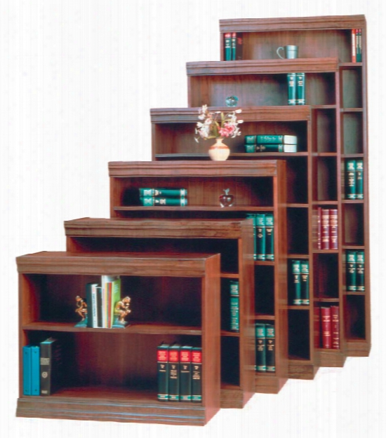 "36"" X 36"" Wood Veneer Traditional Bookcase By Norsons"