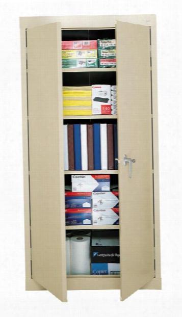 "36""w X 18""d X 72""h Snap It Storage Cabinet By Sandusky Lee"
