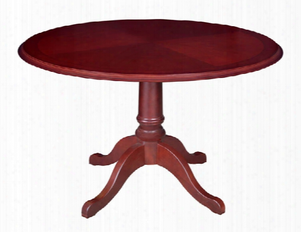 "42"" Round Traditional Conference Table By Regency Furniture"