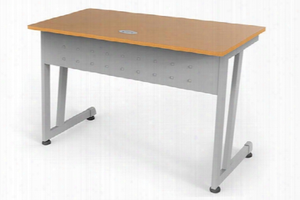 "47"" Desk By Office Source"