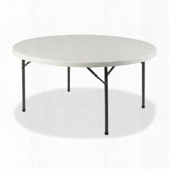 "48"" Round Ultra Lite Banquet Table By Lorell"
